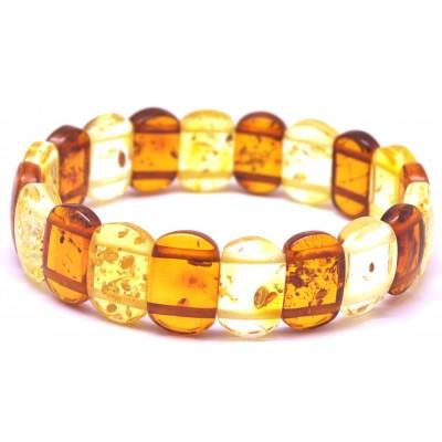 Classic Genuine Amber Bracelet