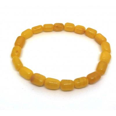 Baltic Amber greek style bracelet -AB3025