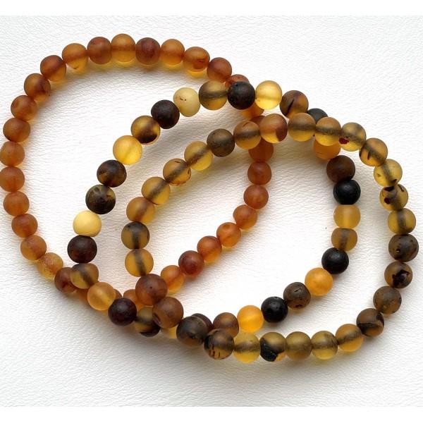 Genuine Raw Amber Baltic Amber Bracelets -