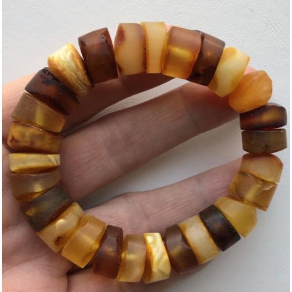 Amber bracelets   Natural amber bracelet