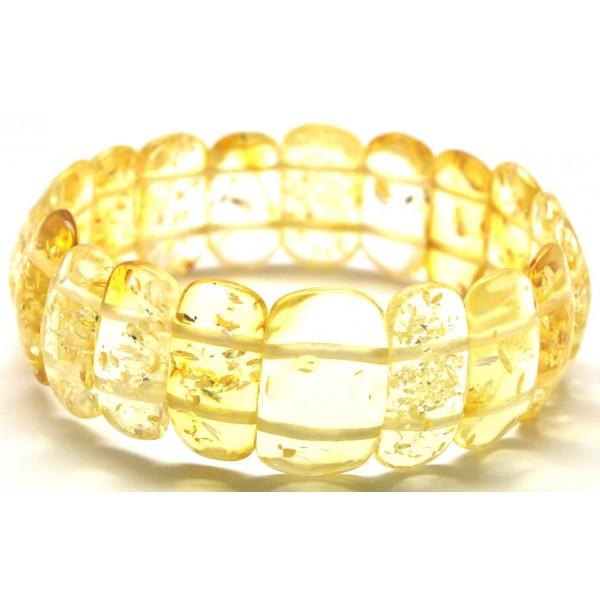 Classic Baltic amber bracelet-AB2890
