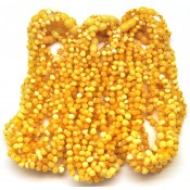 30 Baroque beads Baltic amber teething necklaces