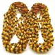 Lot of 20 baroque beads Baltic amber teething necklaces-ATN701