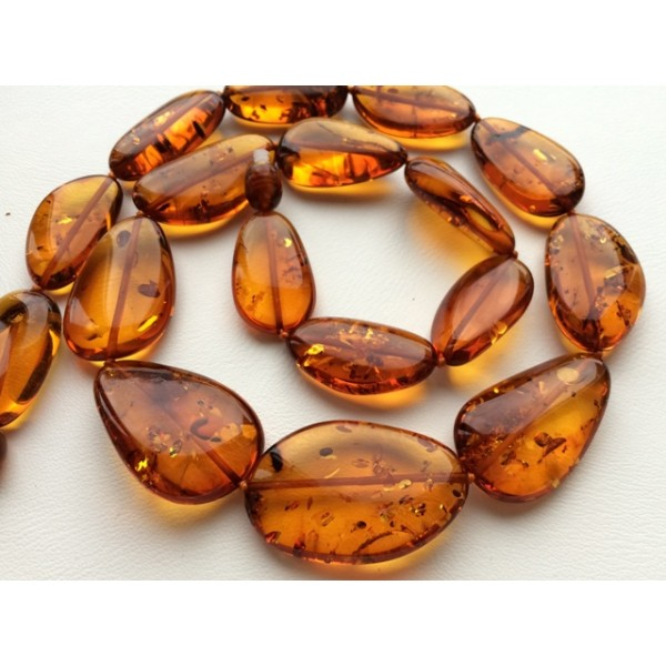 big beads cognac baltic amber necklace from online baltic amber