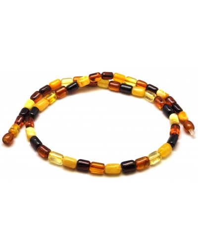 Greek style Baltic amber necklace