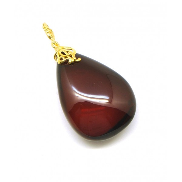 Big cherry baltic amber drop pendant 14 g from online baltic amber pendants big cherry baltic amber drop pendant 14 g aloadofball Choice Image