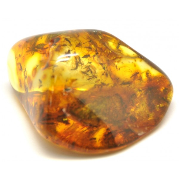 Olive Garden With Amberstone: Baltic Amber Stone With Big Swarm Of Insects From Online
