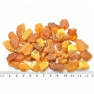 50 g Raw Baltic amber stones