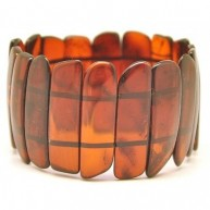 Cherry Baltic amber bracelet