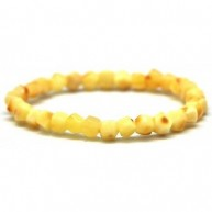 Natural Baltic amber bracelet
