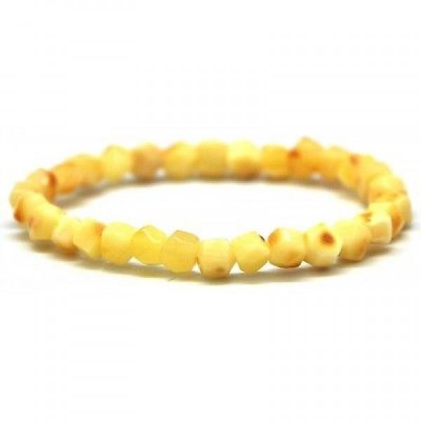 Natural Baltic amber bracelet-AB1718
