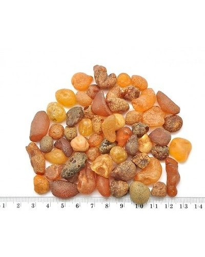 55g. Baltic amber drops